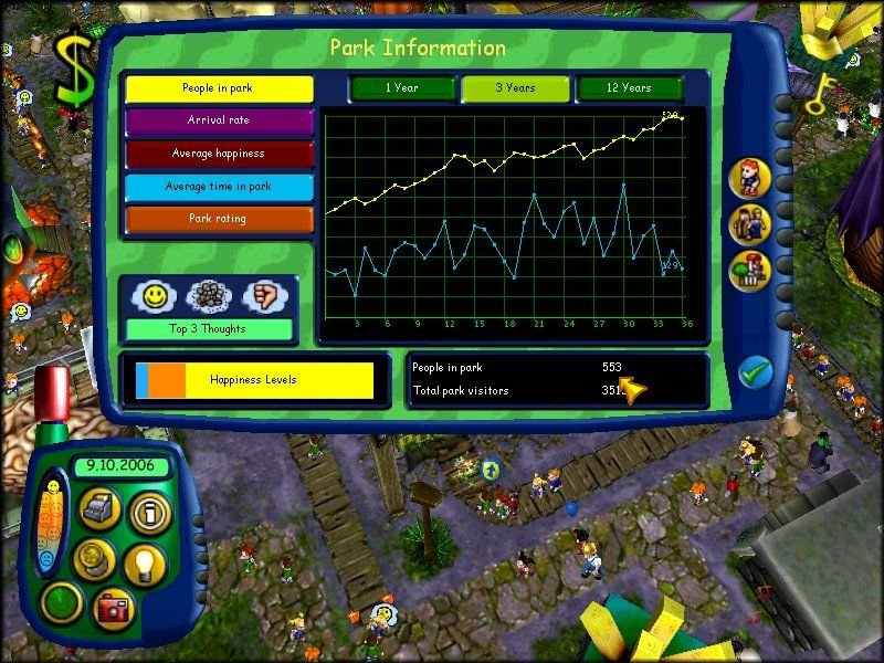 theme park world gold edition free download