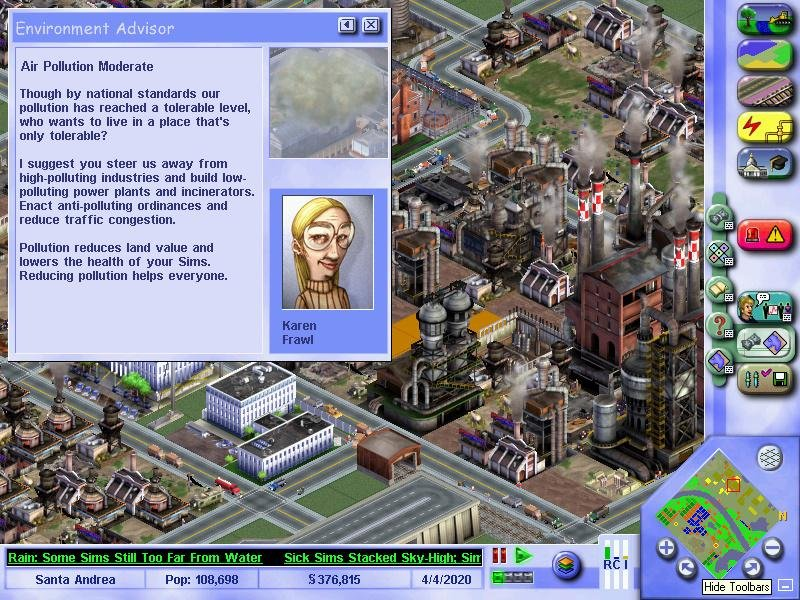 sim city 3000 free download full version