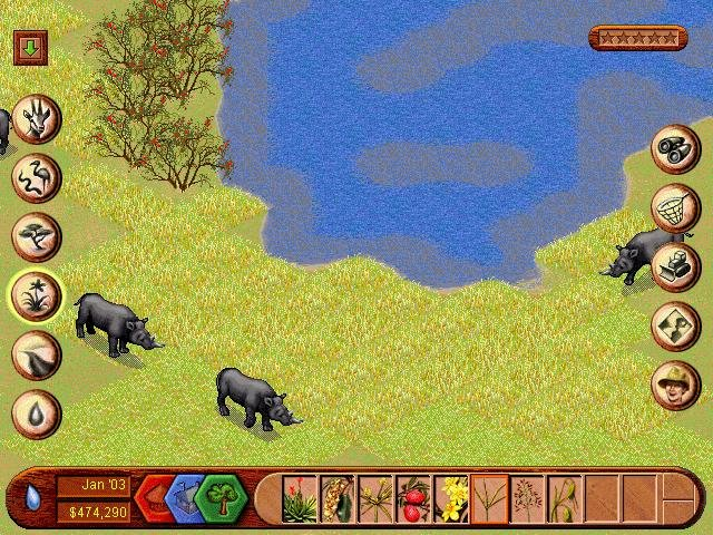 Simsafari (pc) download.