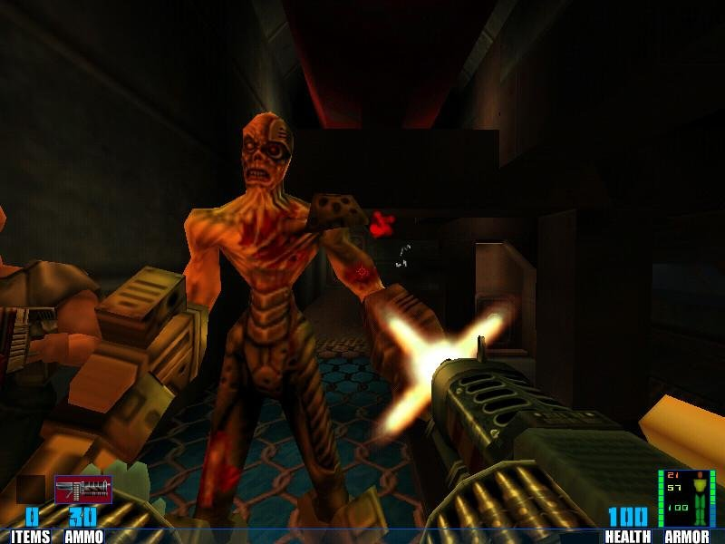SiN (1998) - PC Review and Full Download | Old PC Gaming