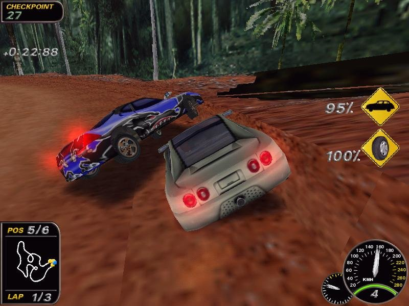 Speed Busters - PC Review and Full Download | Old PC Gaming