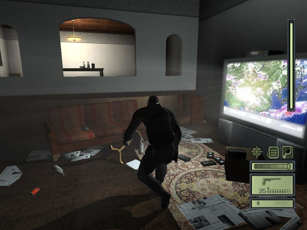 Splinter Cell (2003) - PC Review and Full Download | Old PC Gaming