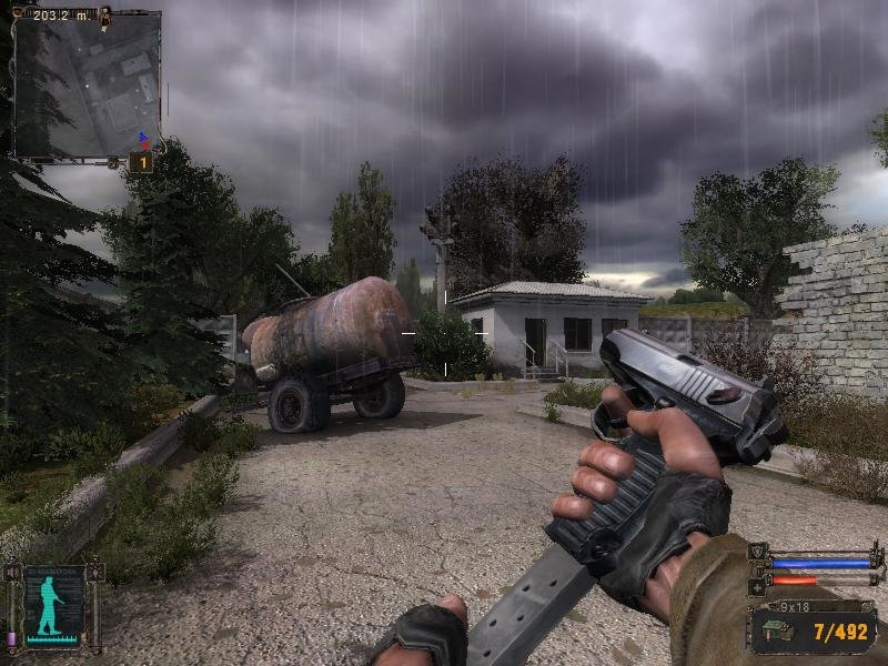 download stalker shadow of chernobyl highly compressed