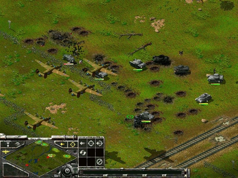 Sudden strike forever (2001) pc review and full download | old.