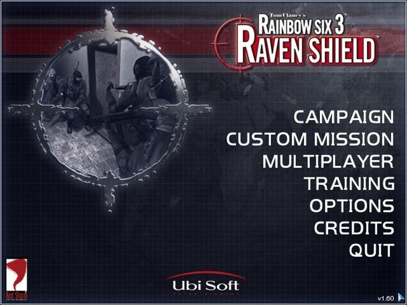 raven shield 1.6 crack