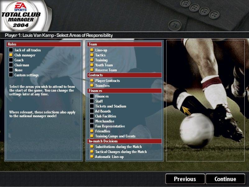 Total Club Manager 2004 Pc Review And Full Download