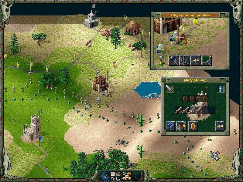 The settlers 2 (1996) pc review and full download | old pc gaming.