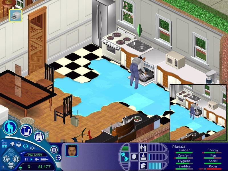 sims 1 iso