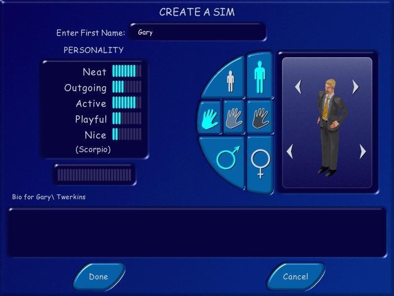 sims 1 free download zip