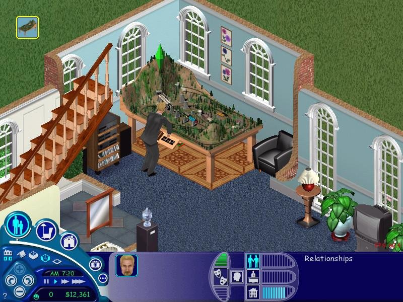 Image result for the sims 2000 images