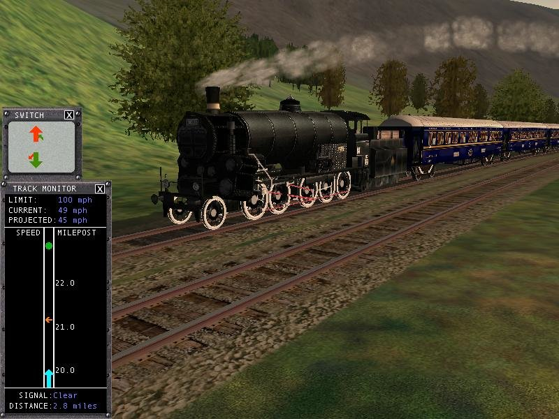 Microsoft Train Simulator - PC Review and Full Download | Old PC Gaming