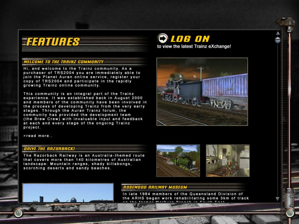 Trainz Railroad Simulator 2004 - PC Review and Full Download
