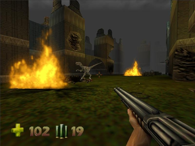 seeds of evil As joshua fireseed, inheritor of the mantle of turok, you will fight your way through the lost lands to defeat the primagen, an incredibly ancient, utterly evil alien.