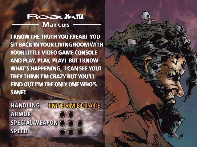 Twisted Metal 2 - PC Review and Full Download | Old PC Gaming