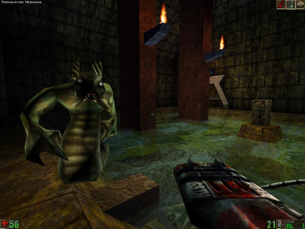 Unreal (1998) - PC Review and Full Download   Old PC Gaming