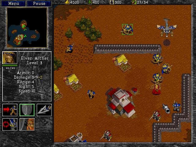 Warcraft 2: tides of darkness pc review and full download | old.