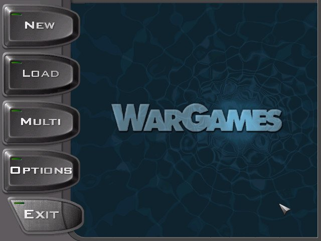 WarGames (1998) - PC Review and Full Download   Old PC Gaming