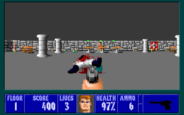 Wolfenstein 3D (1992) - PC Review And Full Download