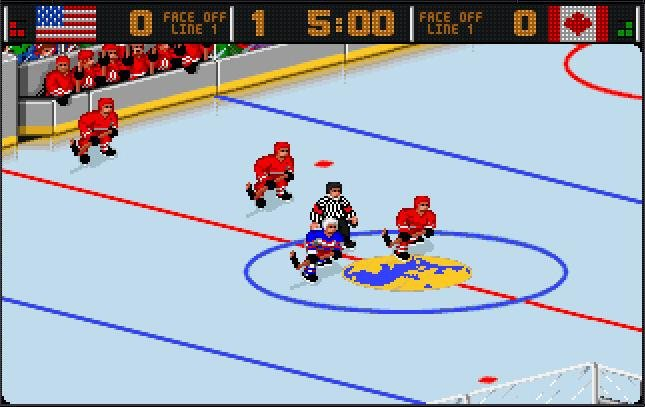 World Hockey 95 Pc Review And Full Download Old Pc Gaming