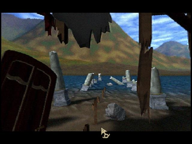 Zork Nemesis: The Forbidden Lands - PC Review and Full