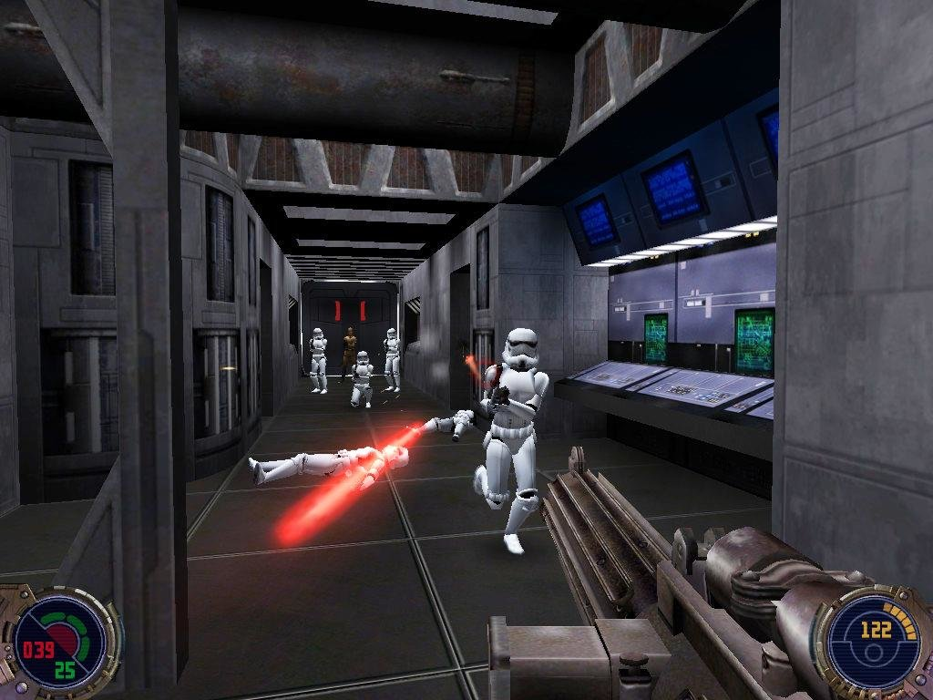 Star wars: jedi knight 2 for android free download star wars.