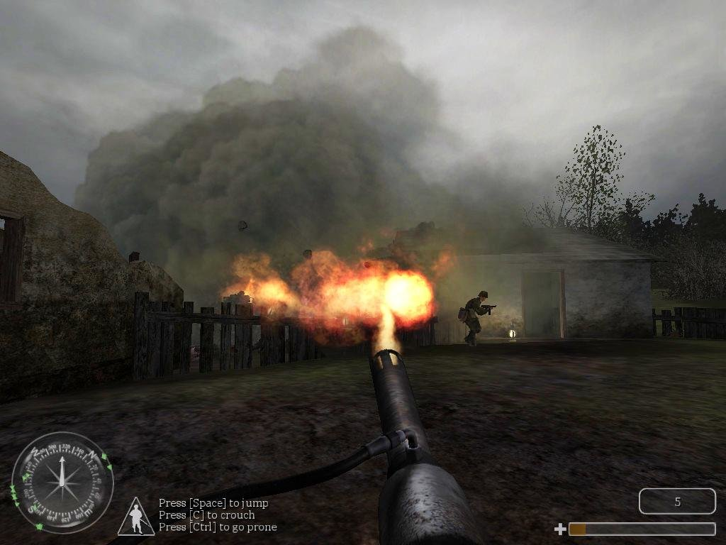 download game call of duty 2 pc rip