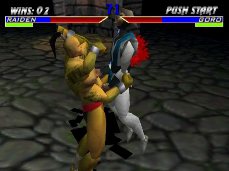 Mortal Kombat 4 (1998) - PC Review and Full Download | Old