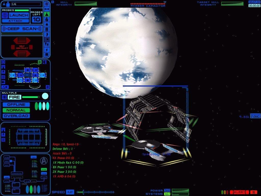 Star Trek Starfleet Command 2 - PC Review and Full Download