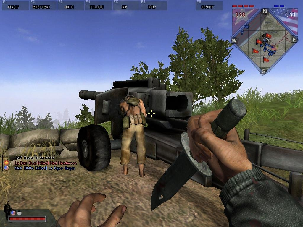 Battlefield Vietnam - PC Review and Full Download | Old PC Gaming